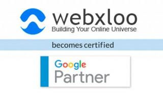 Breaking News: Webxloo Is a Certified Google Partner