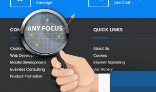 What Should Your Website Footer Have?