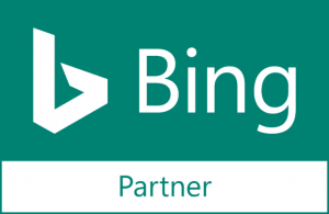We Are A Certified Bing Partner