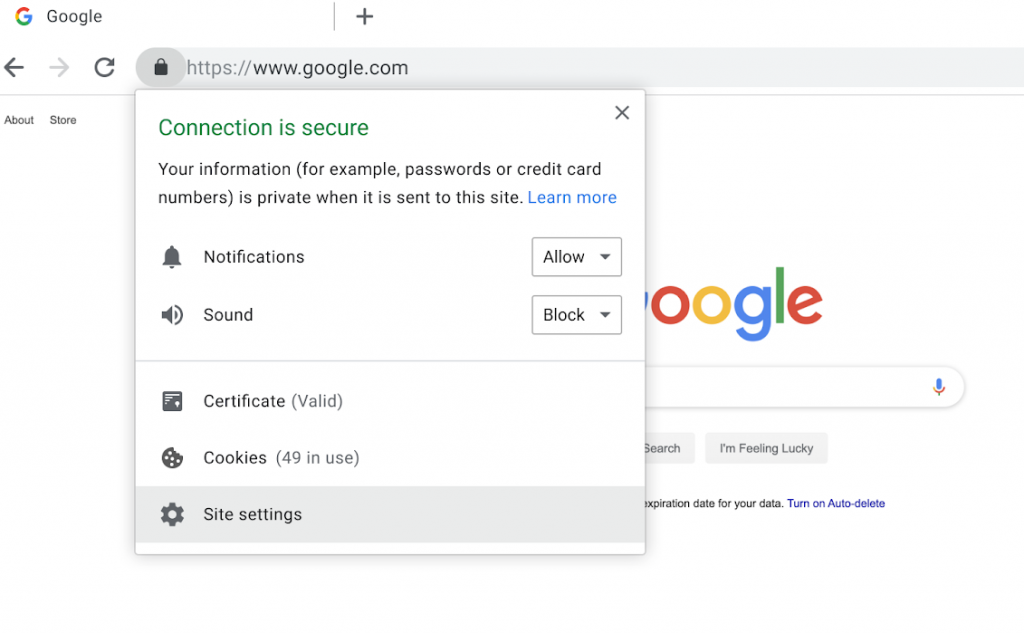 The Latest Chrome Update: Block Mixed Content on HTTPS Pages