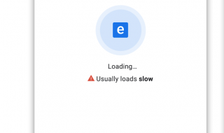 Chrome To Mark Slow Sites With a New Message